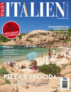 Cover Italien Magazin 2/2020